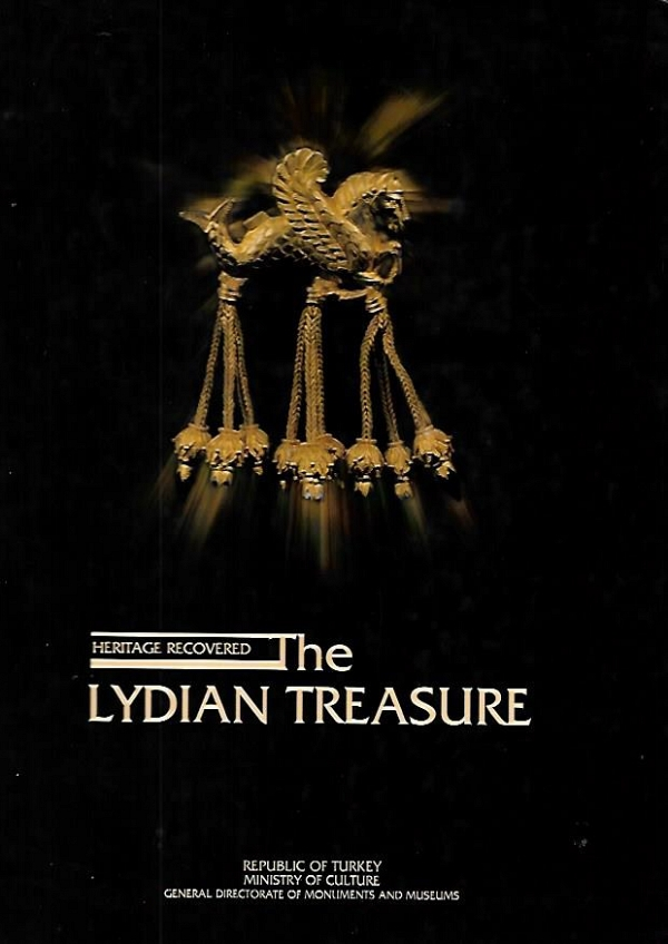 HERITAGE RECOVERED THE LYDIAN TREASURE