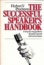 THE SUCCESSFUL SPEAKER'S HANDBOOK A step by step quide to dynamic speech and conversation