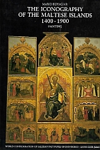 THE ICONOGRAPHY OF THE MALTESE ISLANDS 1400-1900 PAINTING