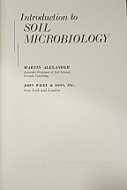 INTRODUCTION SOIL MICROBIOLOGY