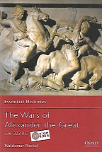 ESSENTIAL HISTORIES 26-The Wars of Alexander the Great
