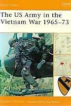 BATTLE ORDERS 33-The US Army in the Vietnam War 1965–73