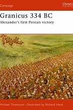Granicus 334 BC Alexander's First Persian Victory